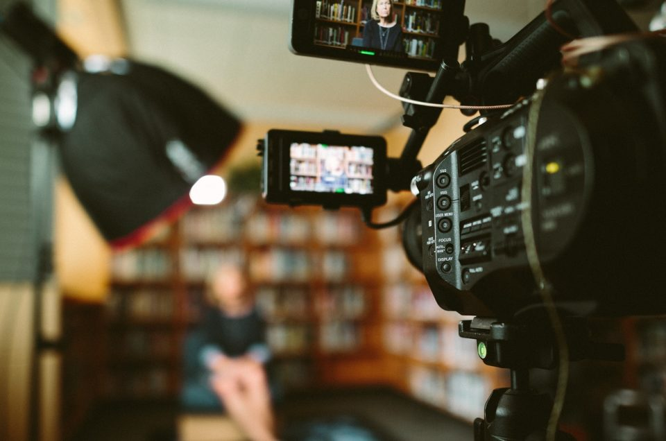 Wir drehen Dein Bewerbungsvideo und das 100% kostenfrei!